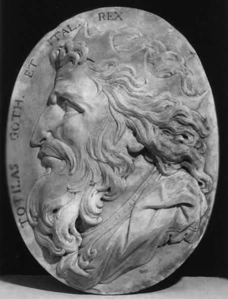 Totila, King of the Ostrogoths (by The Walters Art Museum, CC BY-SA)
