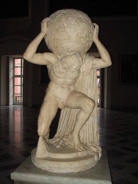 The Farnese Atlas