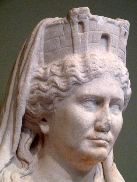 Cybele (by Dave & Margie Hill / Kleerup, CC BY-SA)