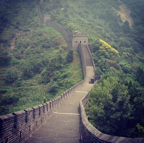 The Great Wall of China (by Emily Mark)