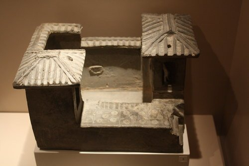 Han Dynasty Farm Model