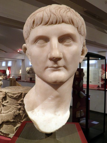 Germanicus Marble Bust (by Carole Raddato)