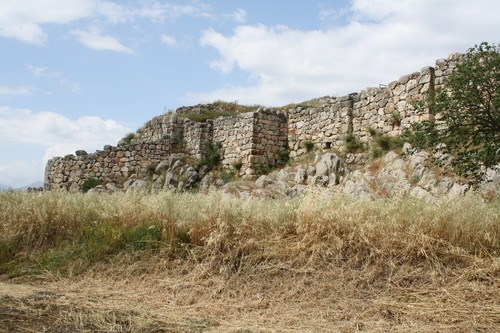 Tiryns (by Mark Cartwright, CC BY-NC-SA)