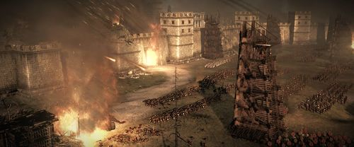 Siege Warfare (by The Creative Assembly)