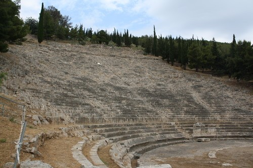 Theatre of Argos (by Mark Cartwright, CC BY-NC-SA)