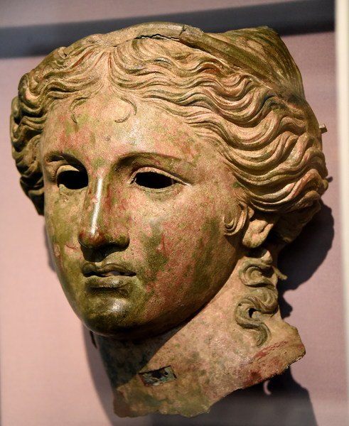 Head of the Goddess Anahita