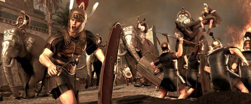 Carthaginian War Elephants