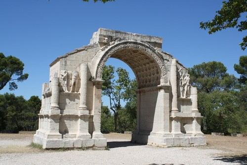 Monumental Arch, Glanum