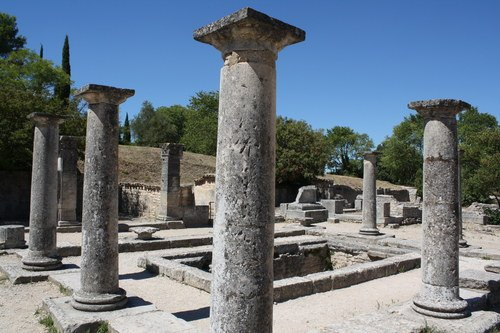 Greek-Style House, Glanum