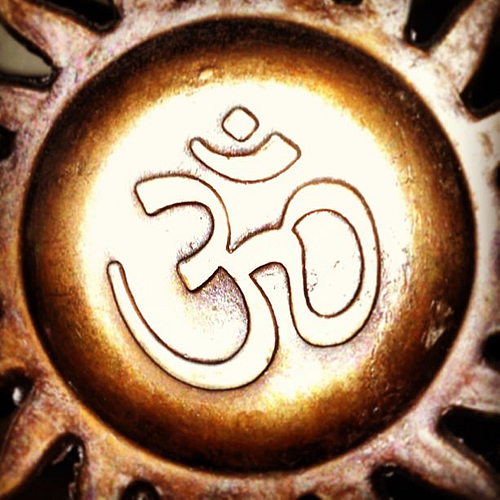 Om (by Duncan Creamer, CC BY-NC-ND)