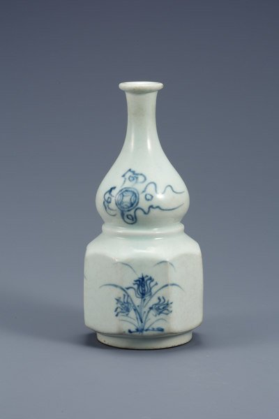Korean White Porcelain Bottle