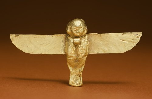 Egyptian Ba Amulet to Ward Off Evil