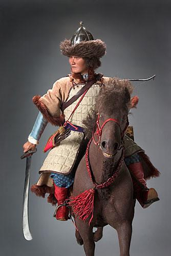 Attila the Hun Model (by Peter D'Aprix, CC BY-SA)