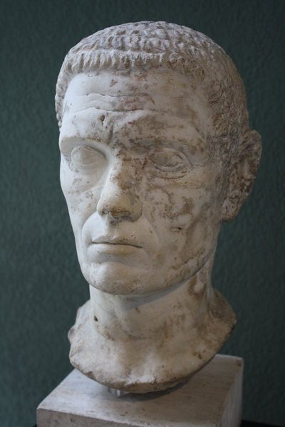Claudius Bust, Milan (by Mark Cartwright, CC BY-NC-SA)