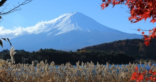 Mount Fuji, Honshu (by Mike Photo Corner, CC BY-NC-ND)