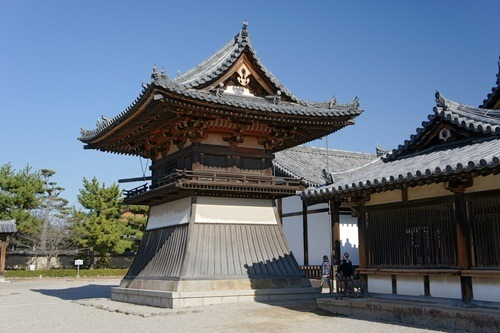 Bell Tower, Horyuji