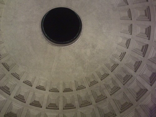 Hole in the Top of the Pantheon