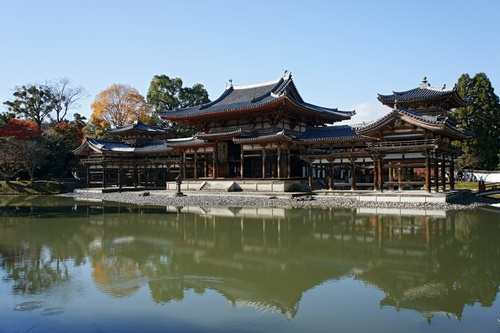 Phoenix Hall, Byodo-in (by 663highland, CC BY-SA)