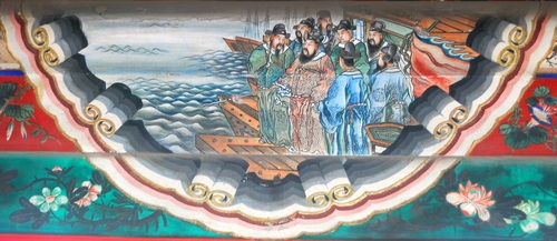 Cao Cao, Battle of Red Cliffs