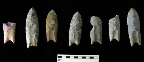 Clovis Points
