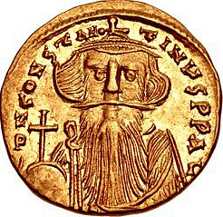 Constans II (by Classical Numismatic Group, Inc., CC BY-SA)