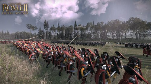 Roman Legions, Battle of Abritus (by The Creative Assembly, Copyright)