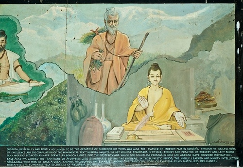 Sushruta Illustration