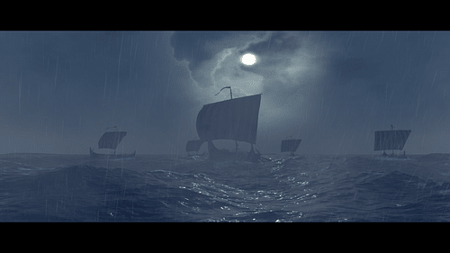 Viking Fleet (by The Creative Assembly, CC BY-NC-SA)