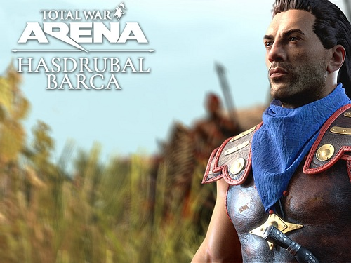 Hasdrubal Barca [Artist's Impression] (by Creative Assembly, Copyright)