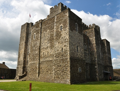 Dover Castle Keep