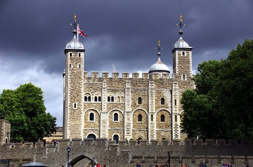 The White Tower, the Tower of London (by Frerk Meyer, CC BY-SA)