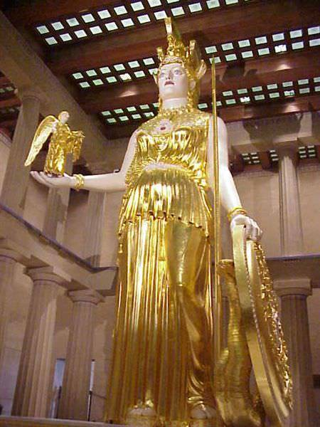 Athena Parthenos Reconstruction