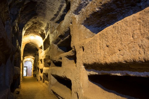 Catacombs of Callixtus (Catacombe di San Callisto)
