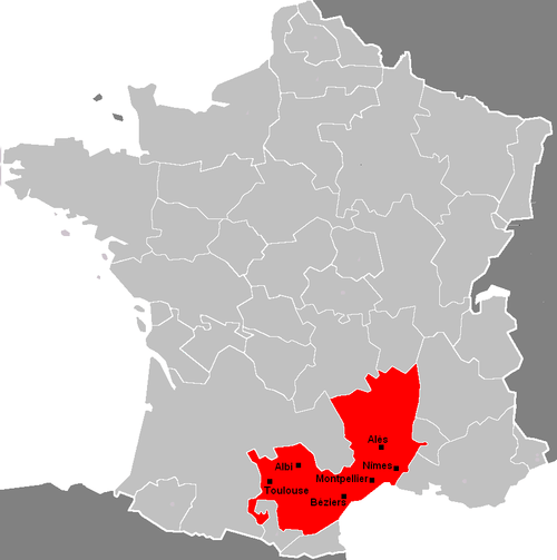 Languedoc Region of France