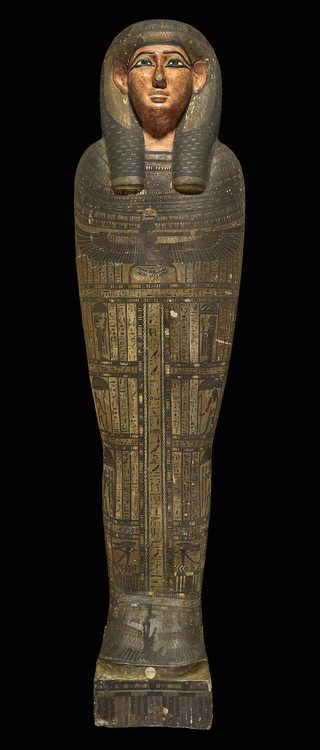 Inner Coffin of Nestawedjat