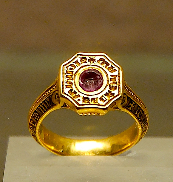 Signet Ring of Edward the Black Prince