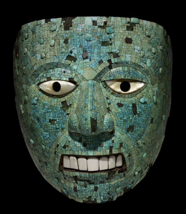 Mask of Xiuhtecuhtli
