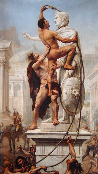 Sack of Rome by the Visigoths