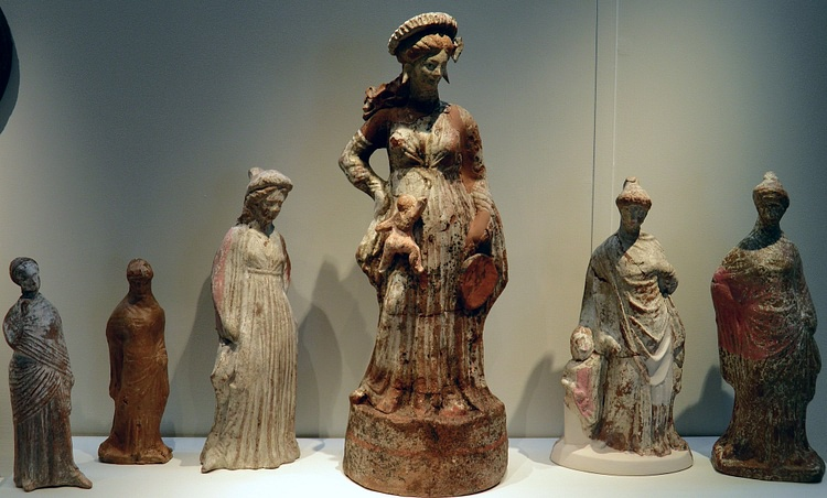 Hellenistic Terracotta Figurines from Pella