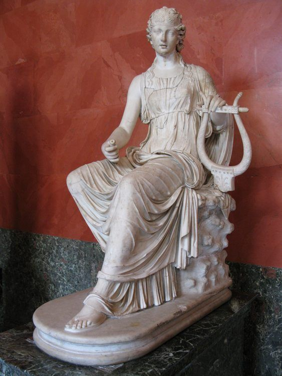 Terpsichore - the Muse of Dance